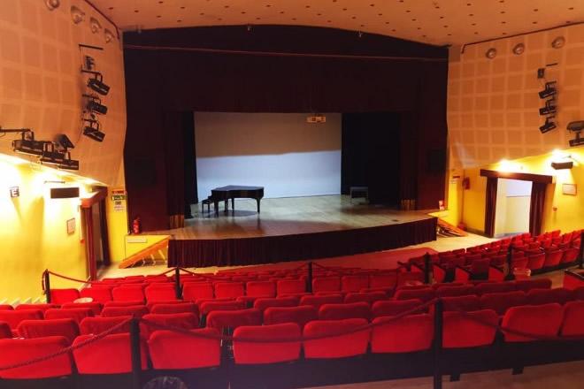 Teatro Salvo D'Aquisto di Napoli