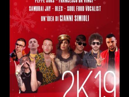 2k19 Christmas Song la canzone di Radio Marte Il Nodo