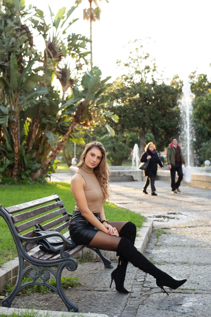 Chiara Stile. Foto di Serena Pepe