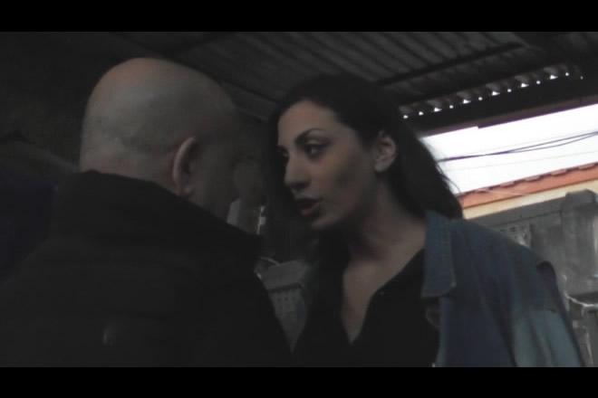 Edda Curcio e Franco Mayer in una scena di Un Premio per la vita