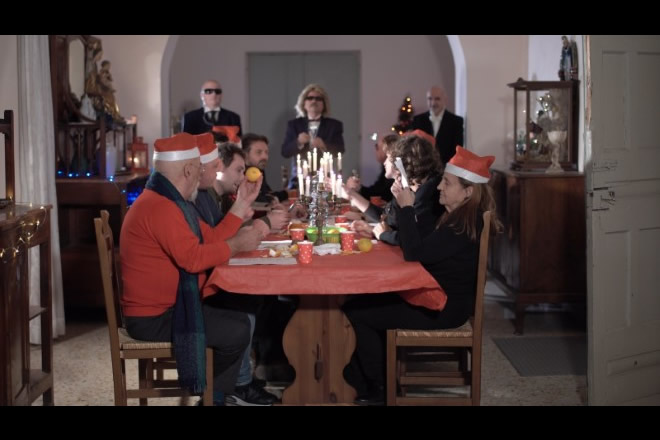Ernesto a Foria e i Neapolitan United Artist in Tengo na voglia e Natale