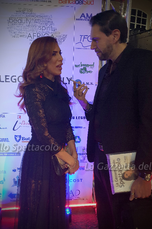 Francesco Russo intervista Veronica Maya
