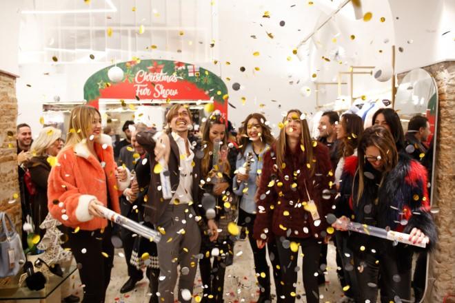Fur Christmas Show a Palazzo Caracciolo