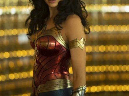 Wonder Woman 1984, le prime immagini