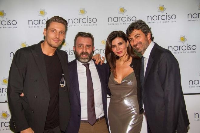 Gennaro Lillio, Nicola Diomaiuta, Giovanna Rei e Vincenzo Ferrara
