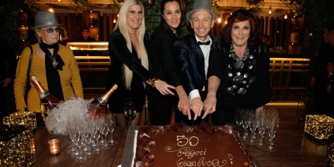 Gianluca Mech ed i suoi 50 anni