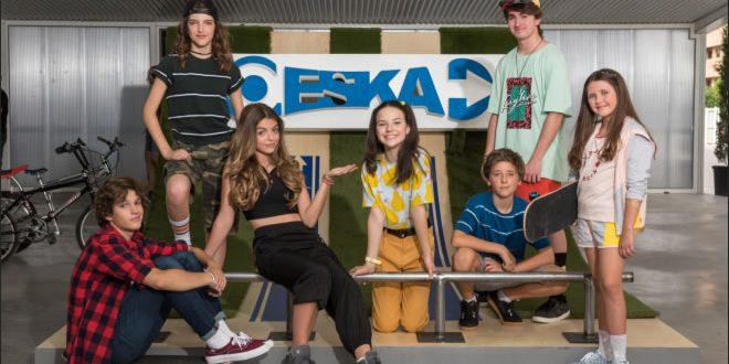 7 curiosità su Skatenat! Noa: nuova serie su Disney Channel