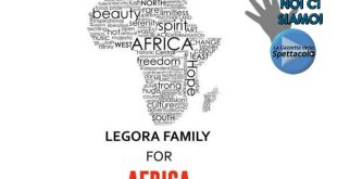 Legora family for Africa 2019