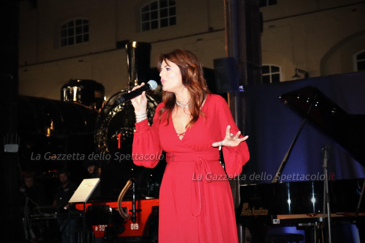 L'esibizione di Monica Sarnelli