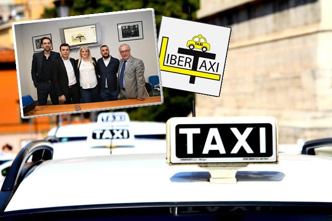 LiberTaxi. Foto dal Web