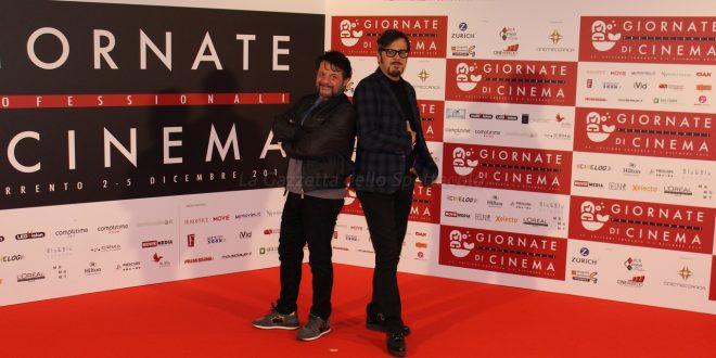 Lillo e Greg, l'esordio alla regia raccontata alle Giornate di Cinema