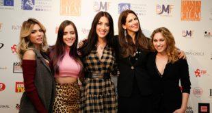 Ludovica Pagani, Giulia Penna, Angelica Massera, Janet De Nardis, Alina Person