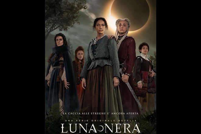 Luna Nera su Netflix