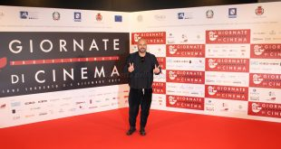 Marco d'Amore presenta L'Immortale alle Giornate di Cinema