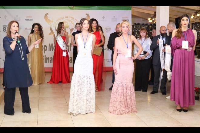 Silvia Bianculli con Roberta Quinto, Clarissa Flora e Isabella Scalera. Foto di Daniele D'Alonzo