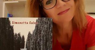 Simonetta Calosi con il suo Il punto di non ritorno