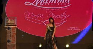Tina Incarnato a Miss Mamma Italiana 2019