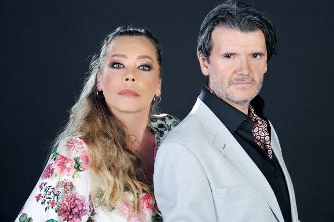 Barbara De Rossi e Francesco Branchetti per Un Grande Grido d'amore