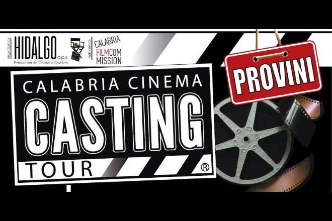 Calabria Cinema Casting Tour 2020