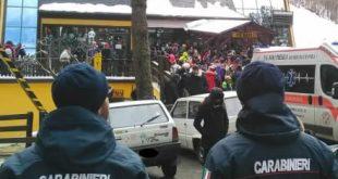 Una fiaba chiamata Carabinieri: sicurezza per gli sciatori