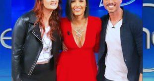 Chiara Galiazzo, Caterina Balivo e Massimiliano Varrese a Vieni da me