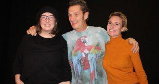 Enzo Salvi in I Love Pets con Paoletti e Rondana