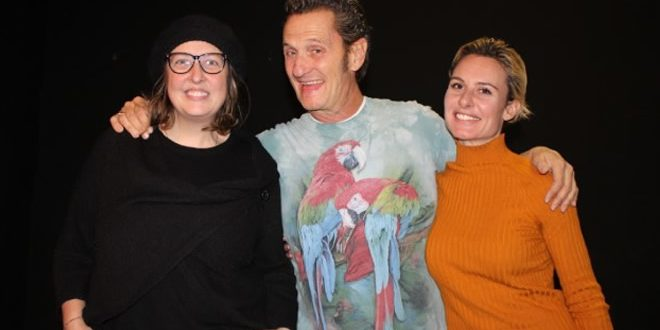 Enzo Salvi al teatro con I Love Pets