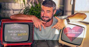 Flavio Montrucchio a Bake Off Italia