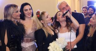 Francesca Giuliano, Lisa Fusco, Valentina Stella e Mimmo Tuccillo