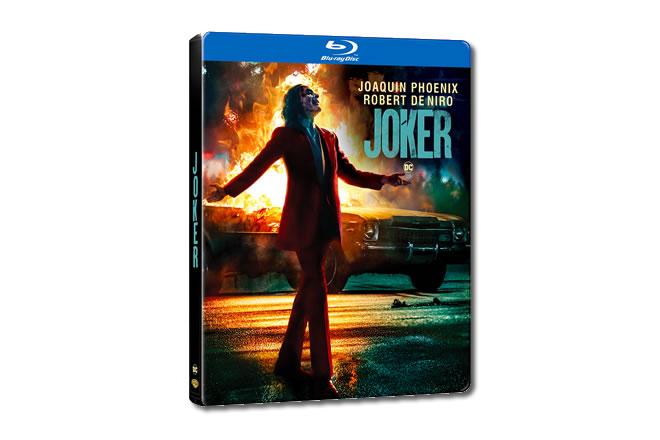 Joker in home video