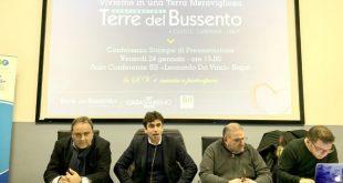 La conferenza stampa di presentazione di Terre del Bussento 2020