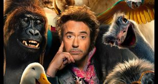 Robert Downey Jr è il dottor Dolittle