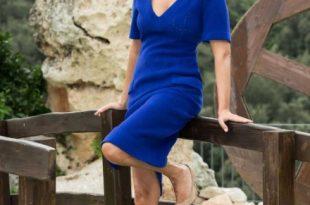 Roberta Capua. Foto da Casa Sanremo