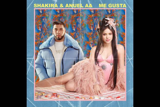 Shakira e Anuel AA - Me gusta