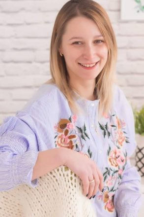 Ulyana Kuzyk ideatrice del locale a Leopoli