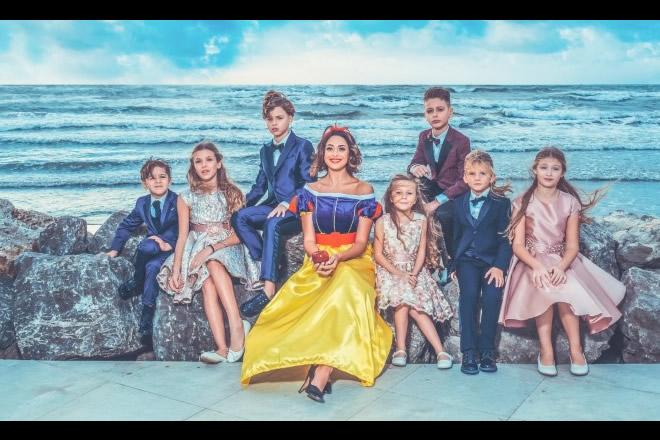 Biancaneve e le 7 Wedding Planner