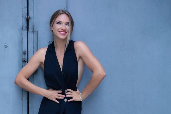 Carolina Rey. Foto da Ufficio Stampa
