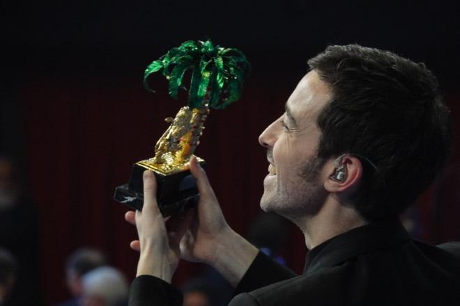 Diodato Vince Sanremo 2020. Foto da Pagina Facebook del Festival di Sanremo