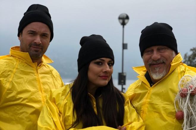 Gianluca Impastato, Maria Mazza e Dario Cassini per Comedy RoadTrip