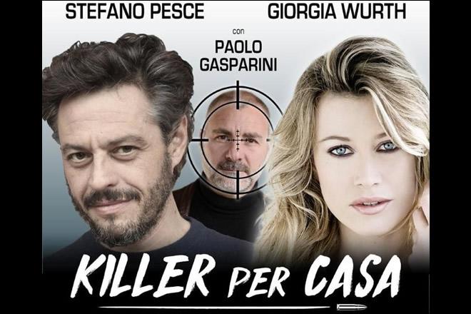 Giorgia Wurth protagonista di Killer per casa