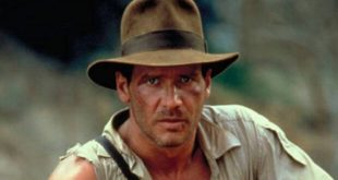 Harrison Ford nei panni di Indiana Jones. Foto dal Web