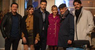 Il cast del film Resilenza