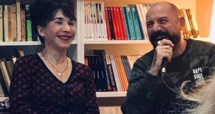L'incontro a Napoli con Nathalie Guetta per 12 in caso di stress