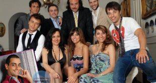 Parte del cast storico di Passioni senza fine. Foto da Facebook