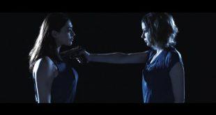 Valentina Lodovini e Alice Croci in una scena di Spore
