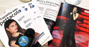 Bianca Guaccero su La Gazzetta dello Spettacolo