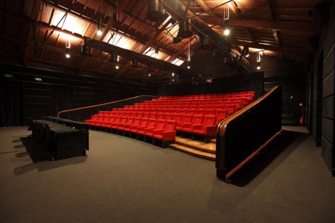 Casa del Cinema - Roma. Foto da Ufficio Stampa