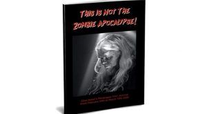 Clive Nolan - This is not the zombie apocalypse