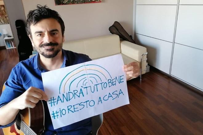 Davide De Marinis - Io resto a casa