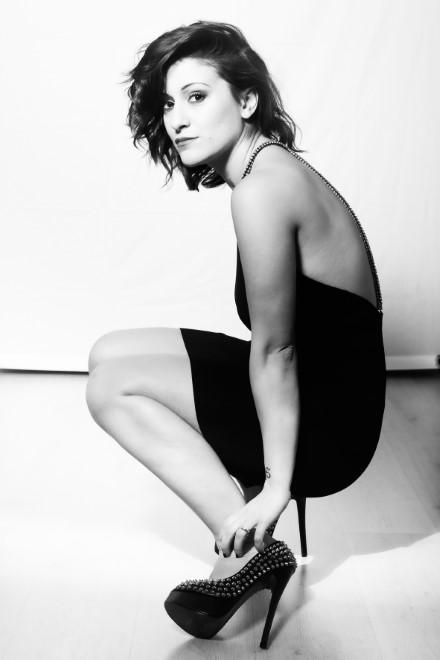 Debora Scalzo. Foto di Luigi Orru